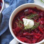 A céklából készülhet leves, saláta és köret is