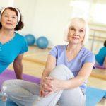 Az 50 feletti nők és az ülő életmód