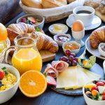 Kalóriaégetés és a bőséges reggeli