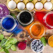 Egészséges ételszínezék készítése otthon