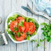 Hogyan fogyjunk salátákkal?