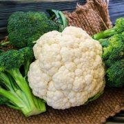 A brokkoli és a karfiol nagyon egészséges