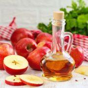 A természetes gyógyító almaecet