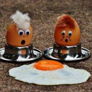 Hasznos a tojás és a kolinban gazdag táplálék