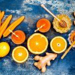 Növeljük az immunrendszer működését gyömbéres sárgarépalével