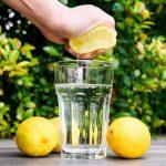 A citromos víz áldásos hatásai