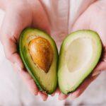 Napi egy avokádó és a bélrendszer kicsattan az egészségtől